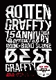 ROTTENGRAFFTY 15th ANNIVERSARY OFFICIAL FAN BOOK×BAND SCORE BEST GRAFFTY