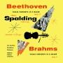ヴァイオリン協奏曲 ベートーヴェン&ブラームス