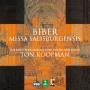 ビーバー:53声部の「ザルツブルク大聖堂ミサ曲」