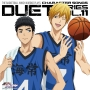 TVアニメ「黒子のバスケ」キャラクターソング DUET SERIES VOL.11