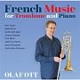 トロンボーンとピアノのためのフランス音楽