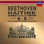 ベートーヴェン:交響曲第6番≪田園≫・第8番 ≪エグモント≫序曲