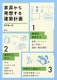 家具から発想する建築計画