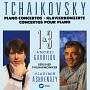チャイコフスキー:ピアノ協奏曲第1番&第3番