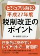 ビジュアル解説 税制改正のポイント 平成27年