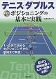 テニス・ダブルス ポジショニングの基本と実践 1~3歩で決めるポジショニングから戦術まで解説!