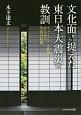 文化面から捉えた東日本大震災の教訓 ミュージアム政策からみる生活の転換