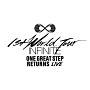 ONE GREAT STEP RETURNS LIVE:1ST WORLD TOUR (2CD)