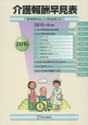 介護報酬早見表 2015.4 介護報酬単位から関連通知まで