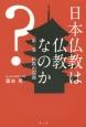 日本仏教は仏教なのか? 仏教の起源 (1)