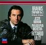ブラームス:交響曲第3番/アルト・ラプソディ