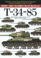 T-34-85 ミリタリーカラーリング&マーキングコレクション