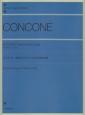 コンコーネ 連弾のための15の対話的練習曲 作品38