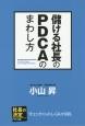 儲ける社長のPDCAのまわし方 社長の決定PDCA編
