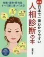 日本で一番わかりやすい人相診断の本<新版> 性格・運勢・相性は、すべて顔に書いてある!