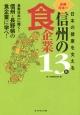 日本の健康を支える 長寿日本一 信州の食企業13社 長寿日本一に輝く!信州・長野県の食企業に学べ!