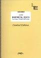 BABYMETAL DEATH/BABYMETAL オンデマンド楽譜