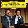 モーツァルト:ヴァイオリン・ソナタ第34番~第36番