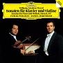 モーツァルト:ヴァイオリン・ソナタ第42番・第43番