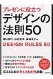 プレゼンに役立つデザインの法則50 DESIGN RULES50