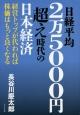 日経平均2万5000円超え時代の日本経済 経営トップが代われば株価はもっと良くなる