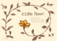 A Little Flower いちりんの花<英語版>