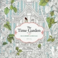 The Time Garden 時の庭園 少女とともに時を旅する、大人のぬりえbook