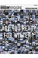 SNOWBOARD JOURNAL DIGGIN'MAGAZINE SPECIAL ISSUE SNOWBOARD BRAND BOOK ARE YOU READY FOR WINTER?