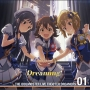 THE IDOLM@STER LIVE THE@TER DREAMERS 01 Dreaming!(通常盤)