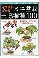 イラストブック ミニ盆栽珍樹種100 個性を活かす仕立て方、たっぷり100種ガイド