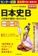 センター試験 日本史Bの点数が面白いほどとれる一問一答<新課程版> 過去問を超★徹底分析