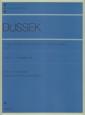 デュセック 三つの連弾ソナタ Op.67