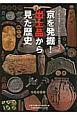 京を発掘!出土品から見た歴史 京都市埋蔵文化財研究所発掘現場より