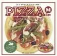 PIZZA M Size ピザカッター付 おいしく簡単にできる本格ピザ・レシピ