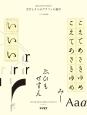 文字とタイポグラフィの地平