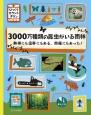 3000万種類の昆虫がいる雨林 熱帯にも温帯にもある、南極にもあった!