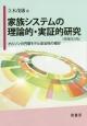 家族システムの理論的・実証的研究 オルソンの円環モデル妥当性の検討 オルソンの円環モデル妥当性の検討