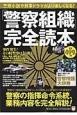 「警察組織」完全読本 知りたい!得する!ふくろうBOOKS 警察小説や刑事ドラマがより楽しくなる!