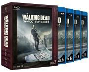 ウォーキング・デッド5 Blu-ray BOX2