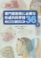 専門医取得に必要な形成外科手技36(下) 口頭試問への対策