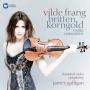 コルンゴルト/ブリテン:ヴァイオリン協奏曲