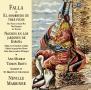 ファリャ:三角帽子、スペインの庭の夜