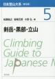 日本登山大系<普及版> 剣岳・黒部・立山 (5)