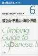 日本登山大系<普及版> 後立山・明星山・海谷・戸隠 (6)