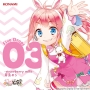 ひなビタ♪ Five Drops 03 -strawberry milk-