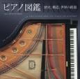 ピアノ図鑑 歴史、構造、世界の銘器
