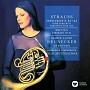 R.シュトラウス:ホルン協奏曲 第1番&第2番 ブリテン:セレナード