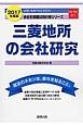 三菱地所の会社研究 2017 JOB HUNTING BOOK