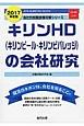 キリンHD(キリンビール・キリンビバレッジ)の会社研究 2017 JOB HUNTING BOOK