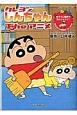 クレヨンしんちゃんTheアニメ おそうじ道具で遊んじゃうゾ!